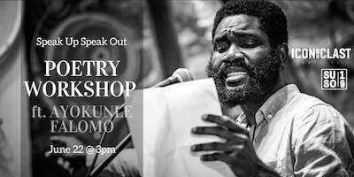 Poetry Workshop w/ Ayokunle Falomo