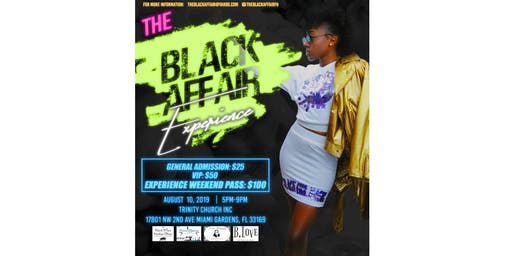 The Black Affair Experience