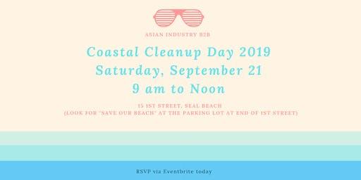 "AIB2B Presents ""Coastal Cleanup Day 2019"""