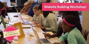Coding & Cupcakes | November | Web Development Workshop