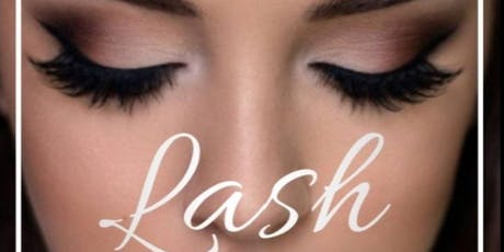 LASH EXTENSION TRAINING AND CERTIFICATION  ONE ON ONE CLASS PICK THE DAY ! tickets