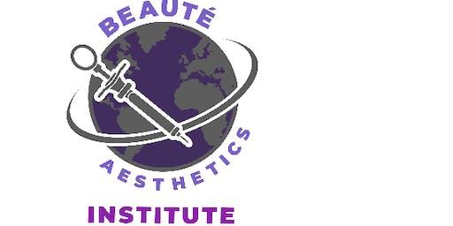 Dermal Filler and Botox Training