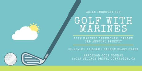 AIB2B Golfs with the Marines tickets