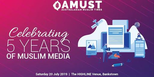 Celebrating 5 Years of Muslim Media