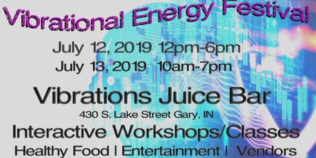 Vibrational Energy Festival tickets