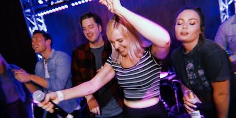 Emo + Rock Live Band Karaoke tickets