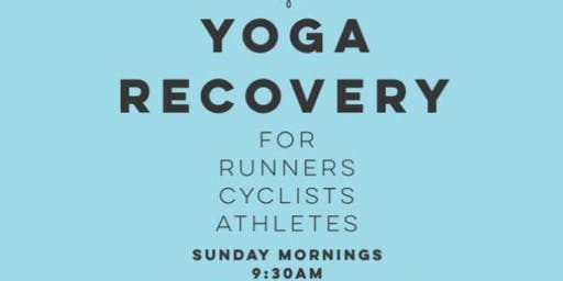 Yoga Recovery at Running Fit DT!