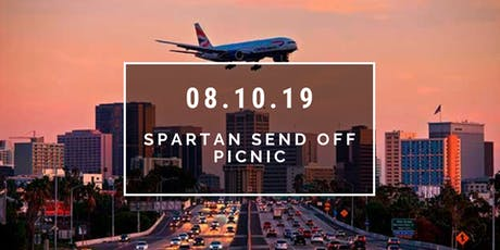 Spartan Send Off Picnic tickets