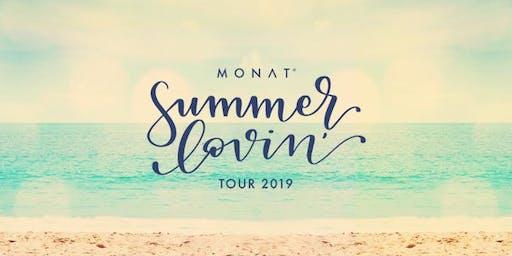 MONAT Summer Lovin' Tour 2019