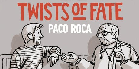 PACO ROCA SIGNING AND Q&A tickets