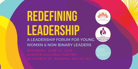 Redefining Leadership - York Region tickets