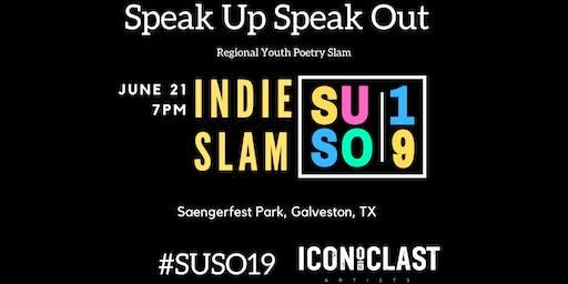 Friendly Indie - Speak Up Speak Out 2019