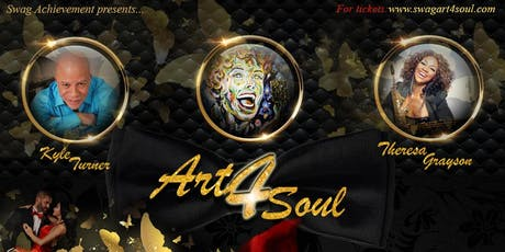 Celebration of the Arts & Black Tie Affair-Art 4 Soul  tickets
