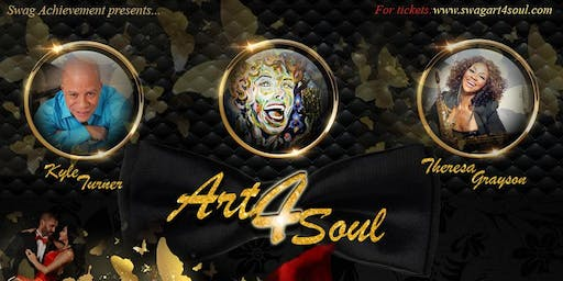Celebration of the Arts & Black Tie Affair-Art 4 Soul