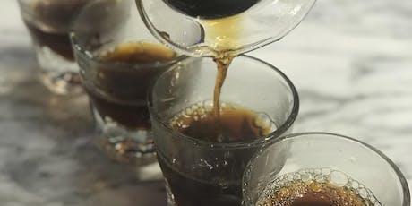 Craft Coffee Brewing  tickets