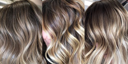 Tabetha's Triple Threat ( Balayage,Teasy lights, Root drop)