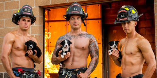 2020 Firefighter Calendar Debut Party!