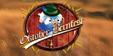 2nd Annual Family Reunion -Oktoberfest Bernfest tickets