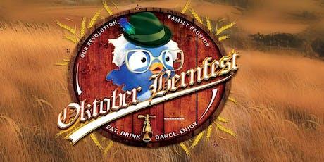 2nd Annual Family Reunion -Oktoberfest Bernfest tickets