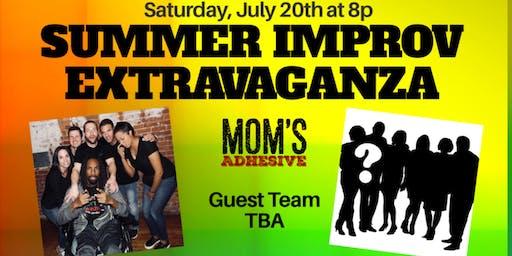 Summer Improv Extravaganza