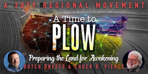 A Time to Plow: Chuck D. Pierce & Dutch Sheets