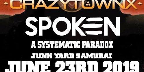 Crazytownx and Spoken