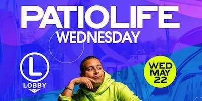 Patio Life Wednesdays Season 2 DJ Camilo Live At The Lobby