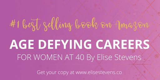 Age Defying Careers Book Launch and Career Panel Discussion Q&A