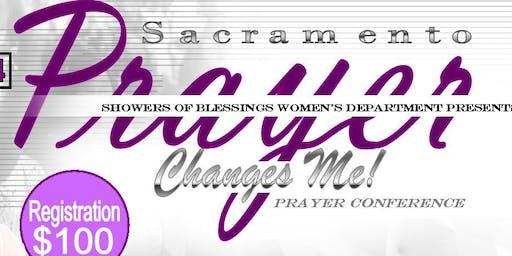 Prayer Changes Me Prayer Conference