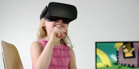 Build-n-Explore Virtual Reality - Summer Camp for Kids Grade 3 to 5 - Sunnyvale tickets
