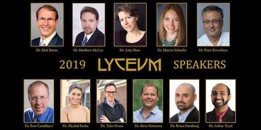 Delta Sigma Chi 2019 Lyceum