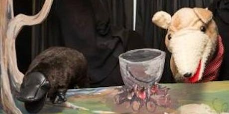 Wombat Stew Puppet Show and Storytime - Toronto Library tickets