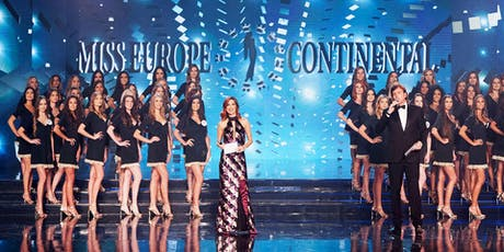 Miss Europe Continental California 2019 tickets