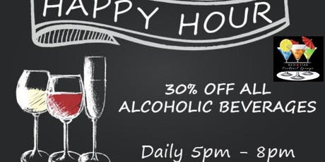 Red Star 30% Off Happy Hour tickets