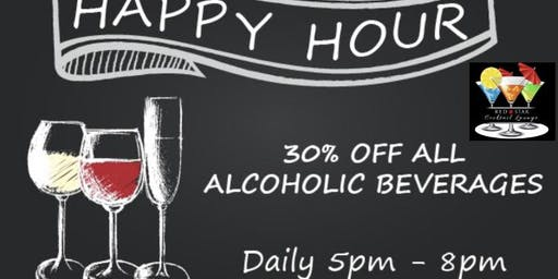 Red Star 30% Off Happy Hour