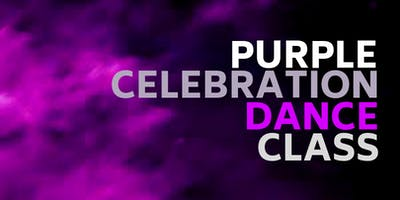 Purple Celebration Dance Class