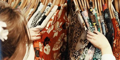 Upcycle & Restyle your Clothes Workshop