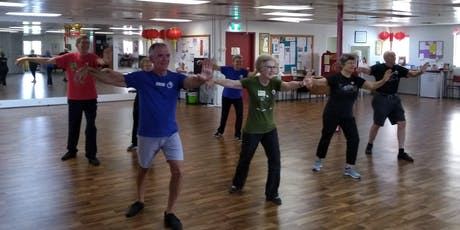 Try Tai Chi for FREE tickets
