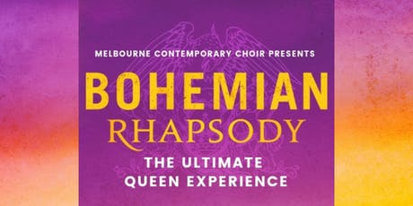 Bohemian Rhapsody - Ultimate Queen Experience (Singing Workshop & Movie) tickets