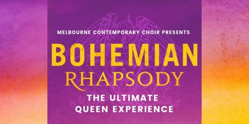 Bohemian Rhapsody - Ultimate Queen Experience (Singing Workshop & Movie)