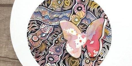 Blissful Butterfly Techniques Class: 23rd June 2019 tickets