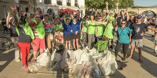 Get On Board 2019 - Towpath Litter Pick