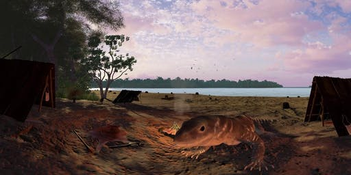 VR Awaba - Experience History Through Virtual Reality - Morisset Library