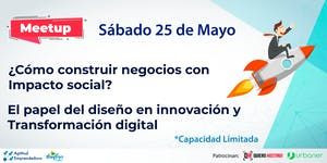 Meetup Aptitud Emprendedora Mayo 2019
