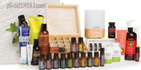 CANCELLED CLASS - Natural Solutions with dōTERRA tickets