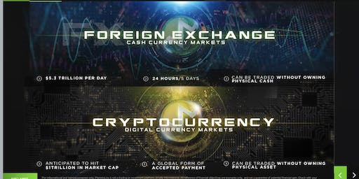 Cryptocurrency & Foreign Exchange, Free money maker event