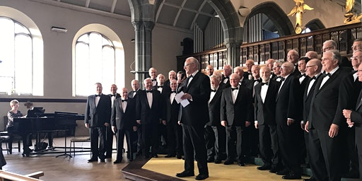 GPMVC 50th Anniversary - Winter Concert, 2020 (Cheltenham)