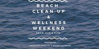 Beach Clean & Wellness Weekend