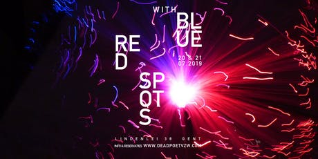 Red with Blue Spots (experimental theatrical performance - English spoken) billets