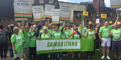 North West Samaritans - Manchester Pride